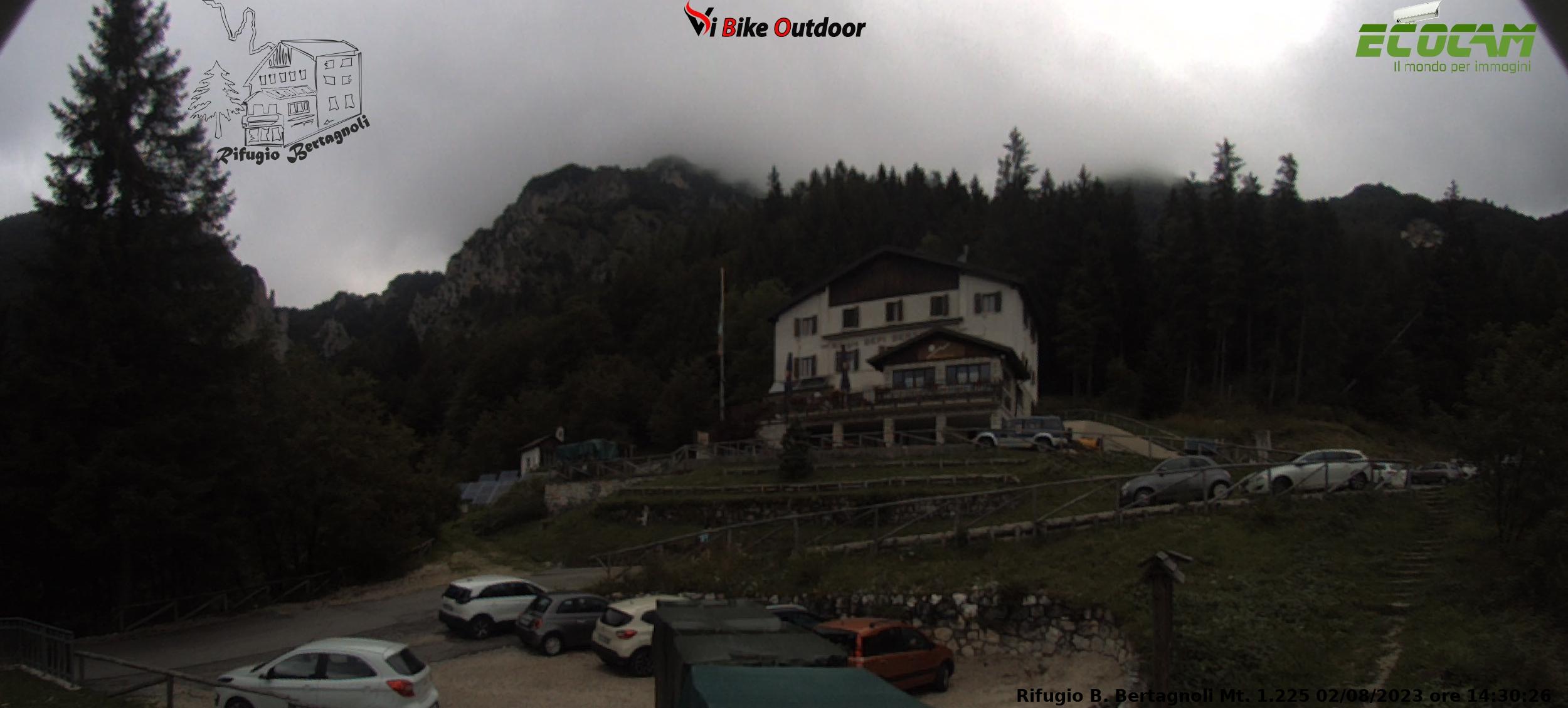 Webcam Rifugio Bepi Bertagnoli alla Piatta
